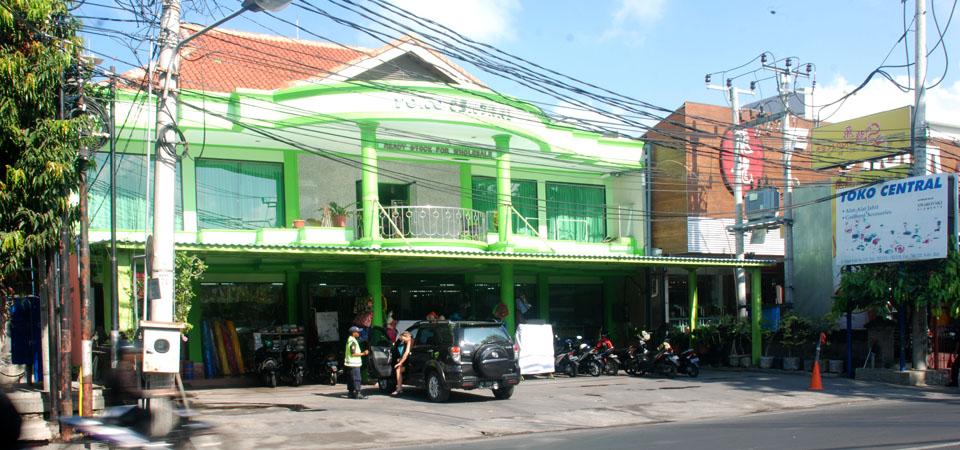 Toko Central Bali